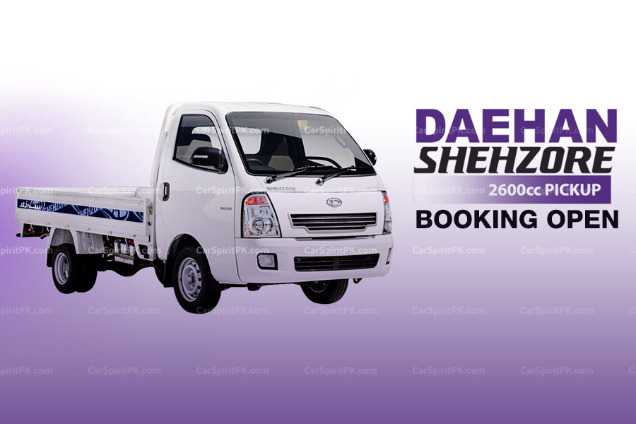 Daehan-Dewan Shehzore: Booking Open 6