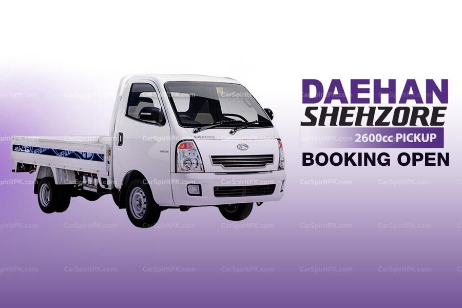 Daehan-Dewan Shehzore: Booking Open 1
