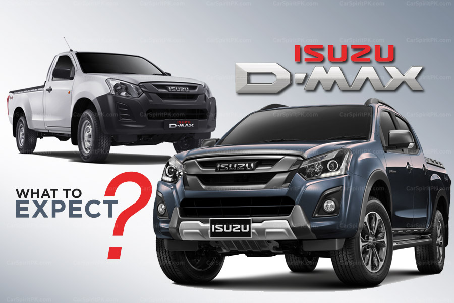 Isuzu D-MAX in Pakistan- What to Expect? 4