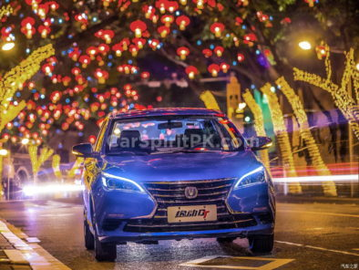 Changan Launches the 2018 Eado DT (Alsvin V7 facelift) in China 7