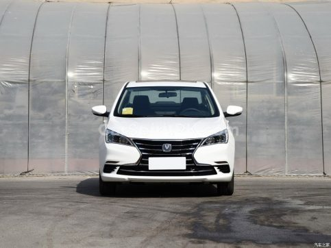 Changan Launches the 2018 Eado DT (Alsvin V7 facelift) in China 12