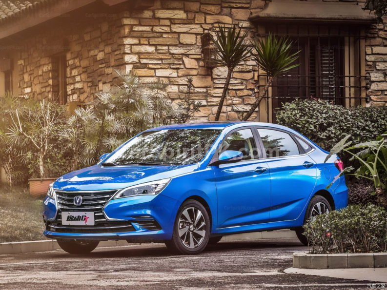 Changan Launches the 2018 Eado DT (Alsvin V7 facelift) in China 3