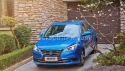 Changan Launches the 2018 Eado DT (Alsvin V7 facelift) in China 9