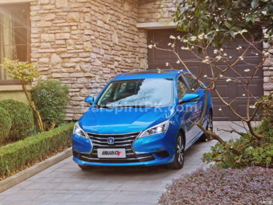 Changan Launches the 2018 Eado DT (Alsvin V7 facelift) in China 4