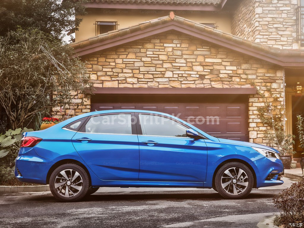 Changan Launches the 2018 Eado DT (Alsvin V7 facelift) in China 2