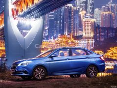 Changan Launches the 2018 Eado DT (Alsvin V7 facelift) in China 10