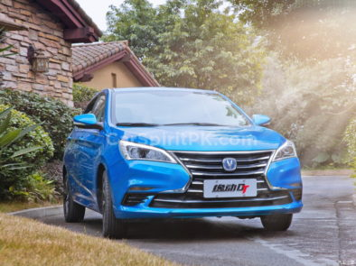 Changan Launches the 2018 Eado DT (Alsvin V7 facelift) in China 5