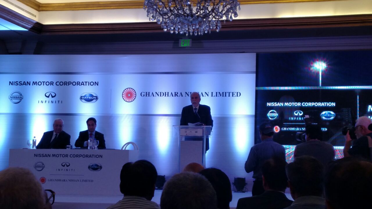 Nissan to Begin Datsun Production in Pakistan with Ghandhara 2