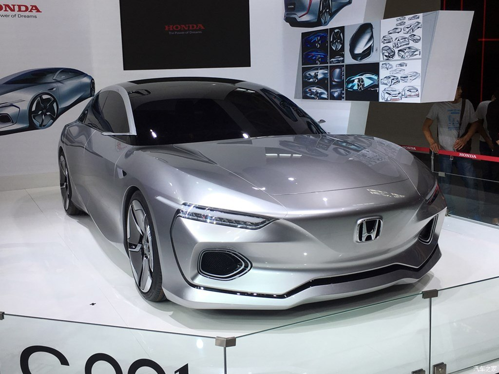 Next Gen China-Spec Honda City can be an Inspiration of the C001 Concept 1