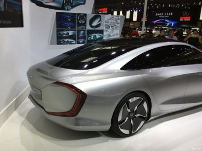 Next Gen China-Spec Honda City can be an Inspiration of the C001 Concept 4