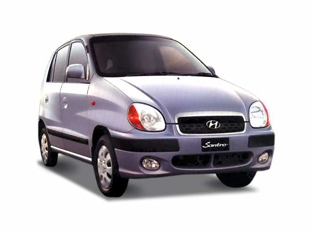 Hyundai to Bring the Santro Back to Life! 2