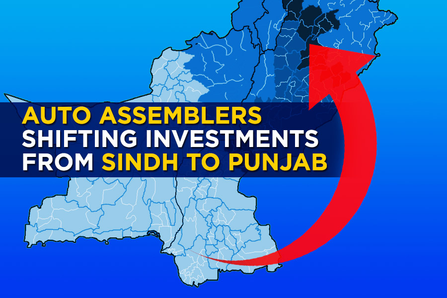 Auto Assemblers Shifting Investments from Sindh to Punjab 1