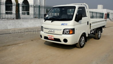 DLG Reviews: The JAC X200 Loader 10