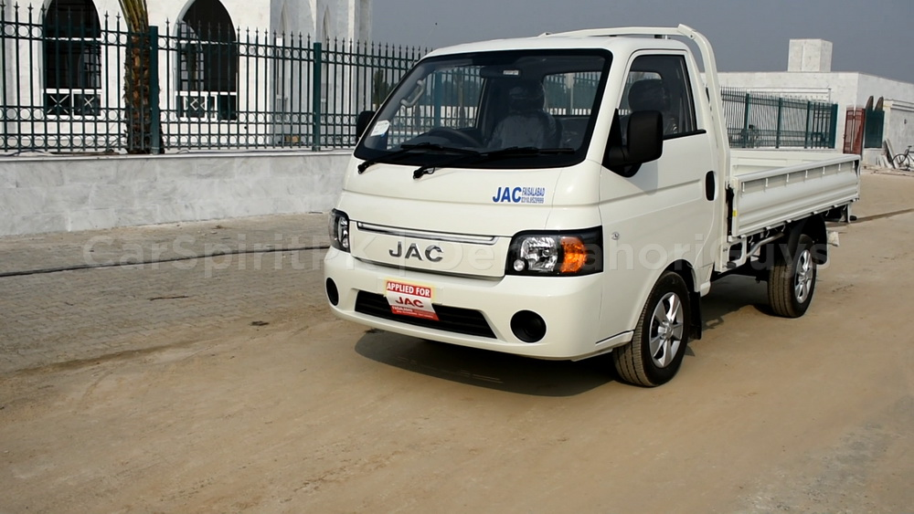 DLG Reviews: The JAC X200 Loader 46