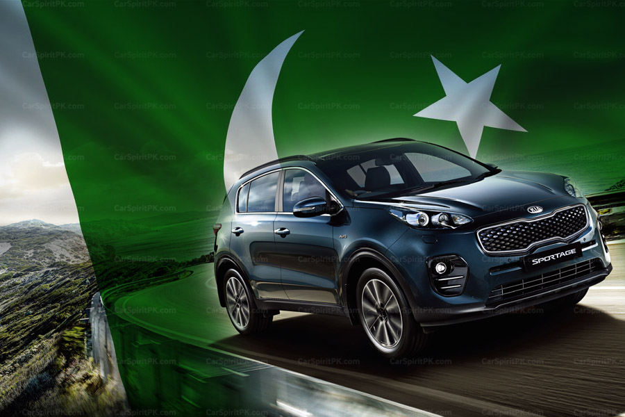 Kia Sportage in Pakistan- Details Available 1