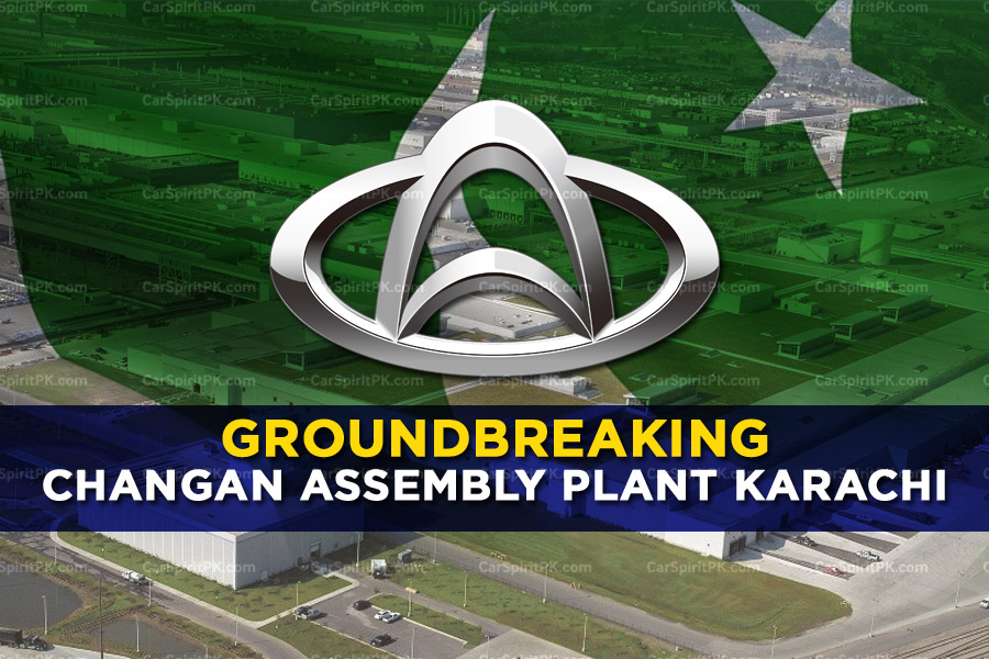 Groundbreaking Ceremony of Changan Assembly Plant in Karachi 5
