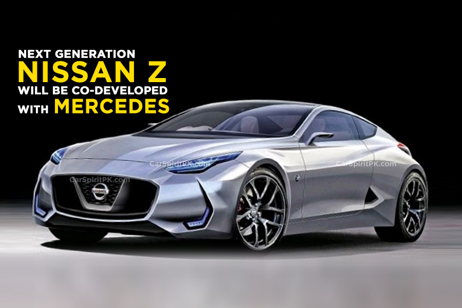 Nissan Might Co-Develop the Next Gen Z with Mercedes 1