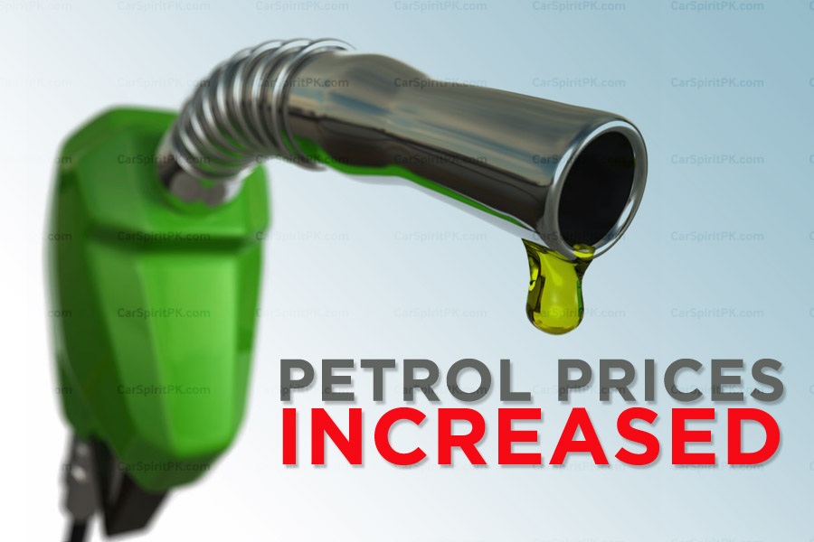 Petrol Price Increased by Rs 3.86 3