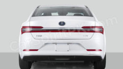 The New 2018 BYD Qin Plugin Hybrid Will Debut at Beijing Auto Show 8