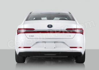 The New 2018 BYD Qin Plugin Hybrid Will Debut at Beijing Auto Show 4