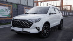 FAW R7 Facelift- The R7 City to Launch at 2018 Beijing Auto Show 11