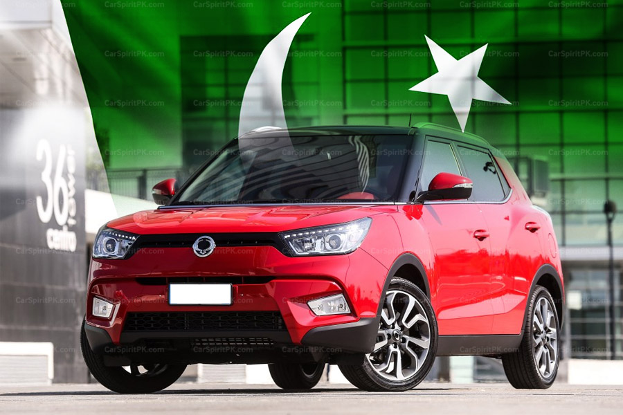 Ssangyong to Launch Tivoli and XLV in Pakistan in 2019 1