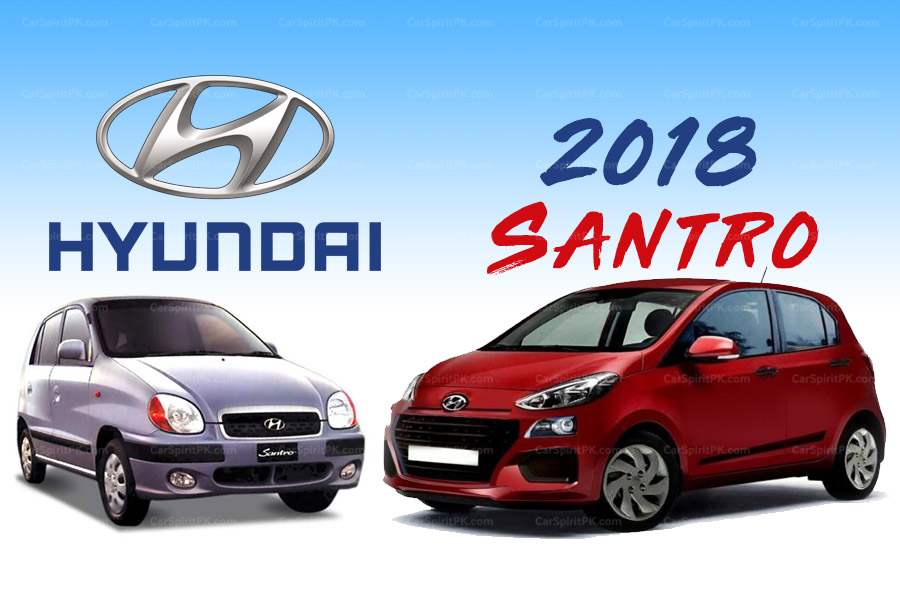 Hyundai to Bring the Santro Back to Life! 1