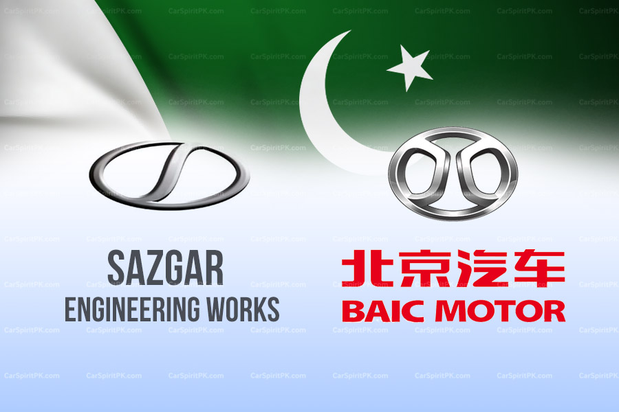 Sazgar Awarded Greenfield Status to Assemble & Manufacture Vehicles in Pakistan 1