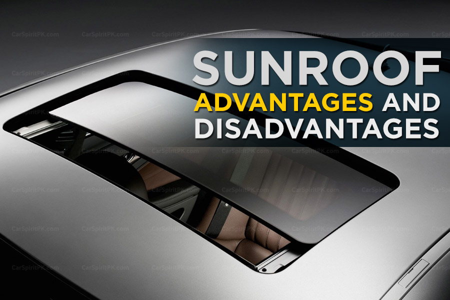 Sunroof: Advantages and Disadvantages 1