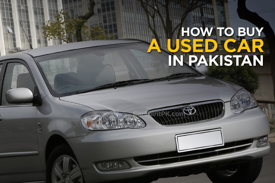 Guide: Buying a Used Car in Pakistan 4