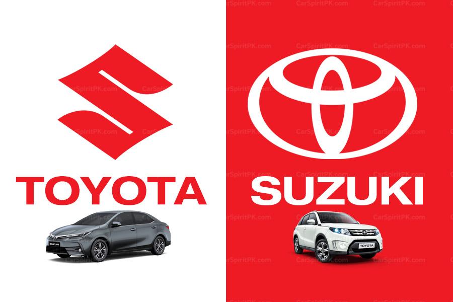 Toyota and Suzuki to Cross-Badge Vehicles in India 20