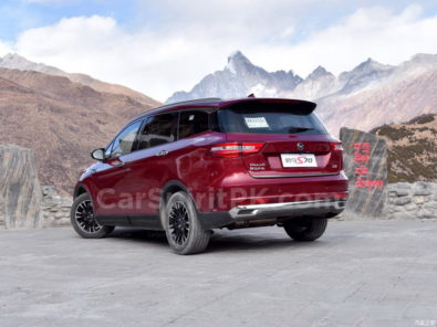 Zotye Goes Hi-Tech with Traum S70 11