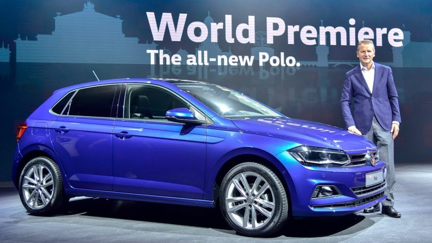 Volkswagen Polo Wins 2018 Urban Car Of The Year Award 2