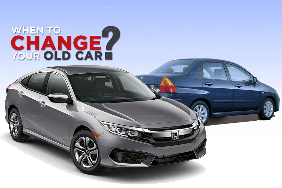 When to Change Your Old Car? 15