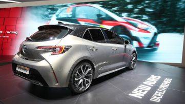 Next Generation Toyota Auris Debuts in Geneva 6