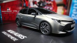 Next Generation Toyota Auris Debuts in Geneva 19