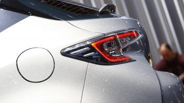 Next Generation Toyota Auris Debuts in Geneva 16
