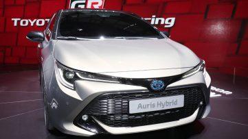 Next Generation Toyota Auris Debuts in Geneva 18