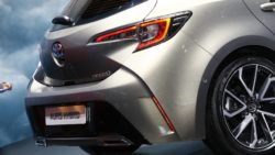 Next Generation Toyota Auris Debuts in Geneva 25