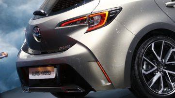 Next Generation Toyota Auris Debuts in Geneva 20