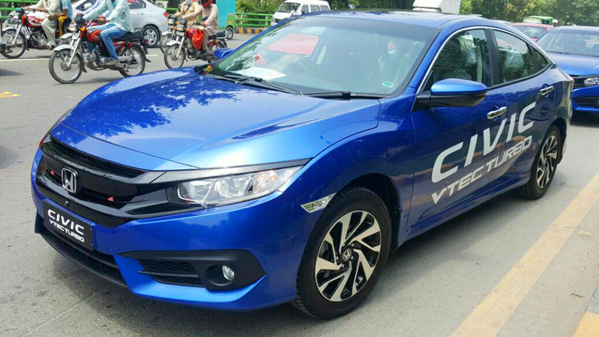 Will Honda Launch the 2019 Civic Facelift in Pakistan? 3