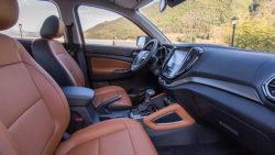 Master Motors Showed Changan CX70 SUV at 2018 ITIF 11