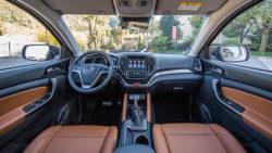 Master Motors Showed Changan CX70 SUV at 2018 ITIF 10