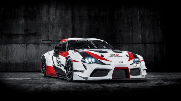 Toyota GR Supra Racing Concept at Geneva 5