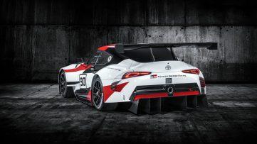 Toyota GR Supra Racing Concept at Geneva 8