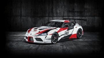 Toyota GR Supra Racing Concept at Geneva 4