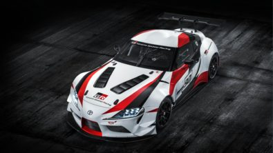 Toyota GR Supra Racing Concept at Geneva 2