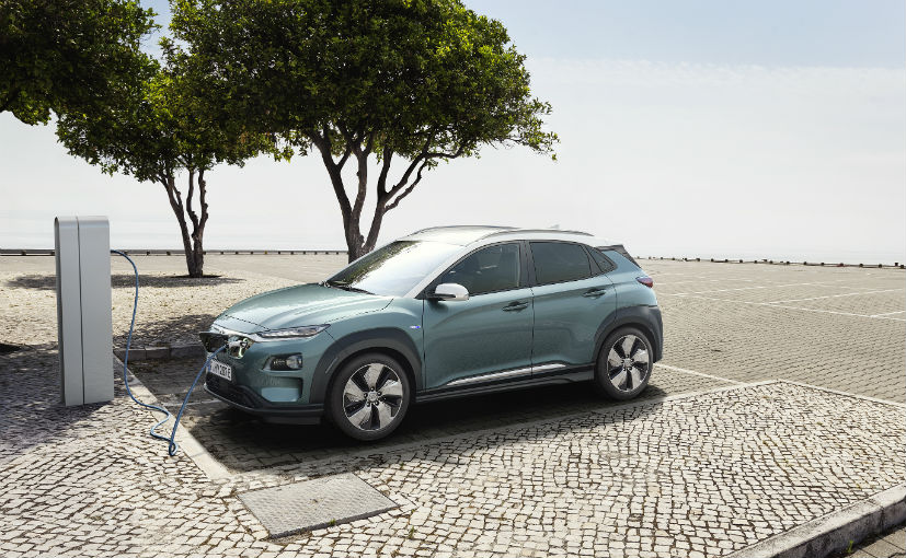 Tesla's Elon Musk is Challenged by Hyundai for New Kona Electric SUV 3