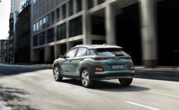 Tesla's Elon Musk is Challenged by Hyundai for New Kona Electric SUV 5