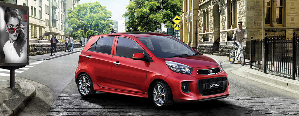KIA Picanto in Pakistan: Details Available 1